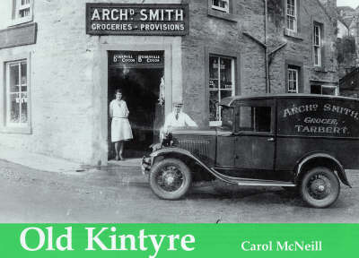 Old Kintyre by Carol McNeill image
