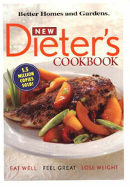 New Dieter's Cookbook by Kristi M. Thoma image