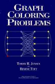 Graph Coloring Problems by Tommy R. Jensen image