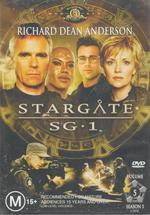 Stargate SG-1 - Season 5 Volume 5 (2 Disc Set) on DVD