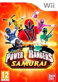 Power Rangers Samurai for Nintendo Wii