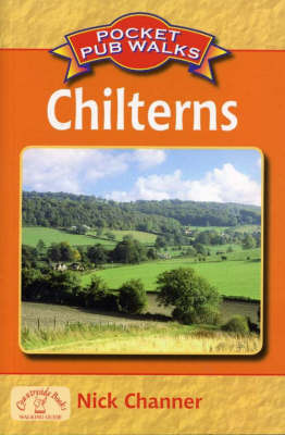 Pocket Pub Walks the Chilterns by Nick Channer