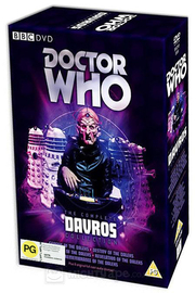 Doctor Who - The Complete Davros Collection Box Set on DVD image