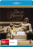 The Great Beauty on Blu-ray