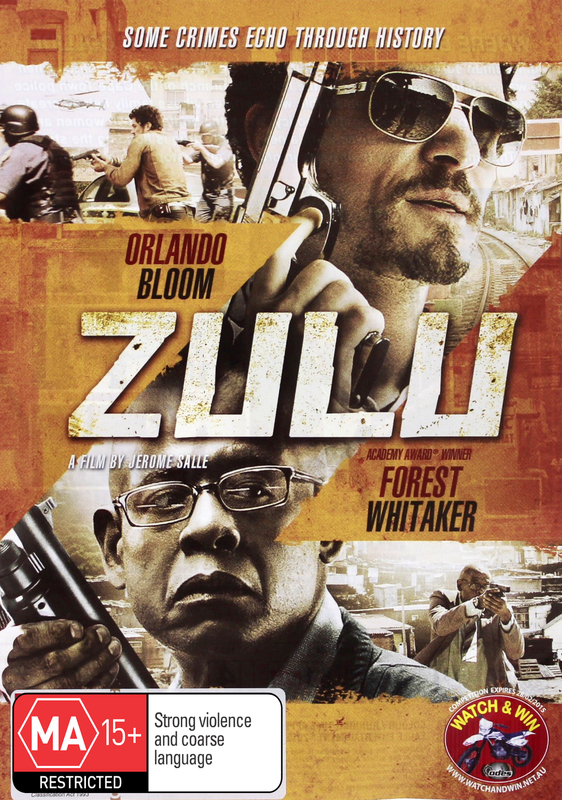 Zulu on DVD