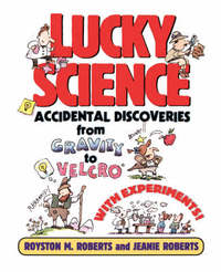 Lucky Science by Royston M. Roberts image