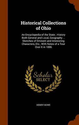 Historical Collections of Ohio by Henry Howe image
