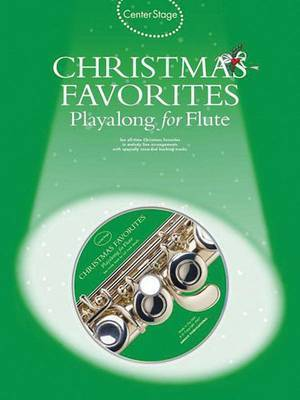 Christmas Favorites: Playalong for Flute image