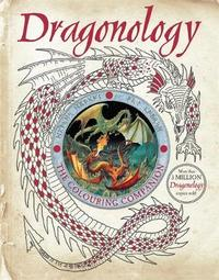 Dragonology: The Colouring Companion by dugald steer