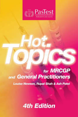 Hot Topics for MRCGP and General Practitioners by Louise Newson image