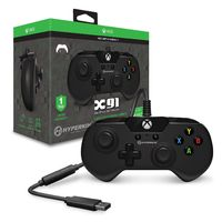 Hyperkin X91 Wired Controller for Xbox One - Black for Xbox One