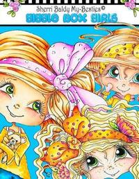 Sherri Baldy My-Besties Giggle Box Girls Coloring Book by Sherri Ann Baldy image