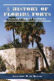 A History of Florida Forts by Alejandro M Jr De Quesada