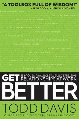 Get Better by Todd Davis image