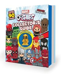 Marvel Ooshies: Collector's Guide