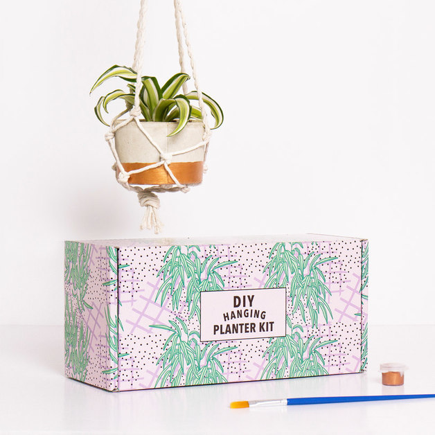 D.I.Y Hanging Planter Kit