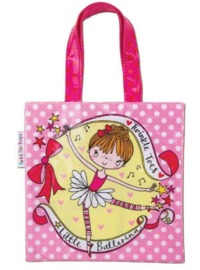 Rachel Ellen: Twinkle Toes - Mini Tote Bag
