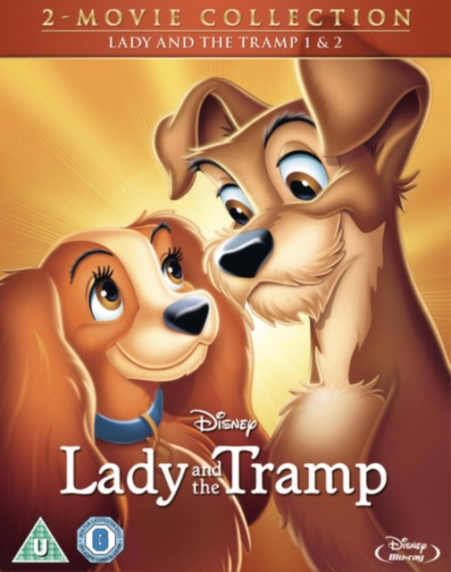 Lady & The Tramp Duopack on Blu-ray