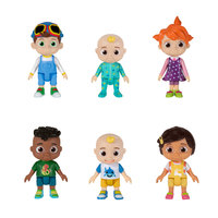 Cocomelon: Family & Friends 6 Figure Set