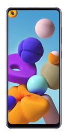 Samsung Galaxy A51 (2020 Model) 128GB (6GB RAM) - Haze Crush Silver