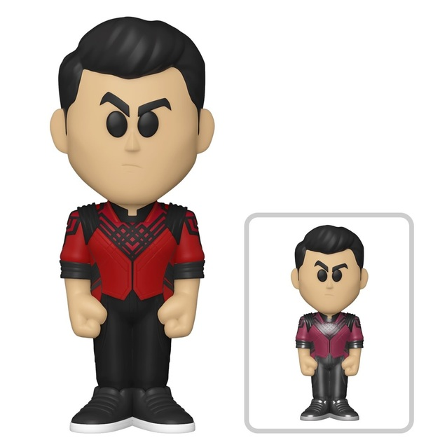 Marvel: Shang-Chi - Soda Vinyl Figure + Collector Can