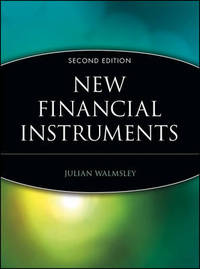 The New Financial Instruments by Julian Walmsley image