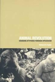 Animal Revolution by Richard D. Ryder image