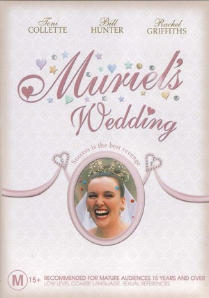 Muriel's Wedding on DVD image