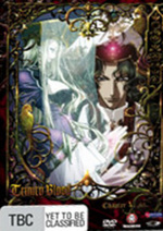 Trinity Blood - Chapter 5 on DVD