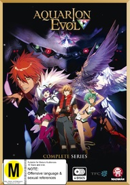 Aquarion Evol - Complete Series on DVD