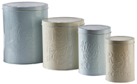 Mason Cash Bake My Day - Set of 4 Storage Tins