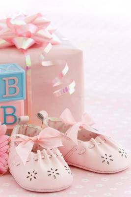 Pink Baby Shoes Journal by Cool Image
