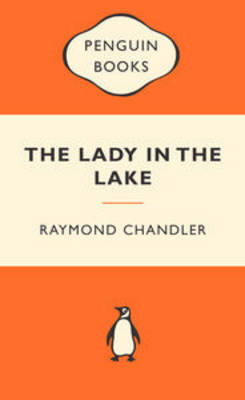 The Lady in the Lake (Popular Penguins) by Raymond Chandler