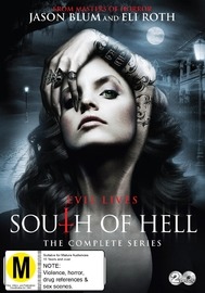 South Of Hell - The Complete Series on DVD