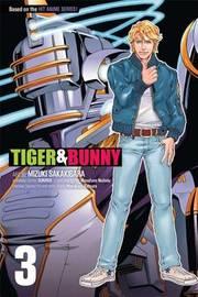 Tiger & Bunny, Vol. 3 by Mizuki Sakakibara