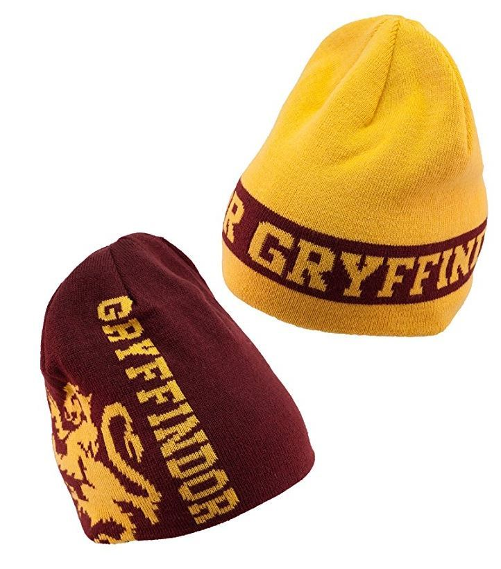 Harry Potter - Gryffindor Reversible Knit Beanie image