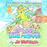 Turtle Monkey and the Big Move by Jo Fontana image