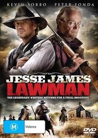 Jessie James Lawman on DVD