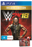 WWE 2K18 Deluxe Edition for PS4
