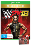 WWE 2K18 Deluxe Edition for Xbox One