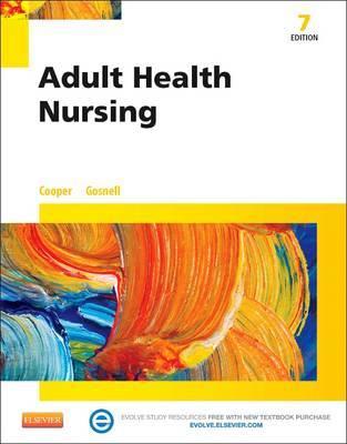 Adult Health Nursing by Kim Cooper