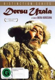 Dersu Uzala (Distinction Series) (2 Disc Set) on DVD image