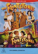 The Flintstones / The Flintstones In Viva Rock Vegas (2 Disc Set) on DVD