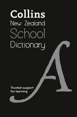 Collins New Zealand School Dictionary by Collins Dictionaries image
