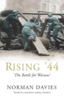 Rising '44 by Norman Davies image