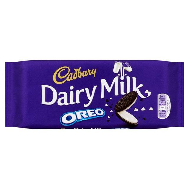 Cadbury Dairy Milk Oreo120g image