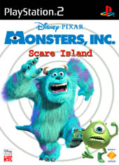 Monsters Inc.: Scare Island for PS2