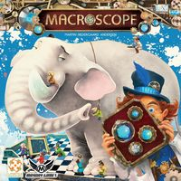 Macroscope - Board Game