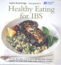 Healthy Eating for IBS by Sophie Braimbridge image