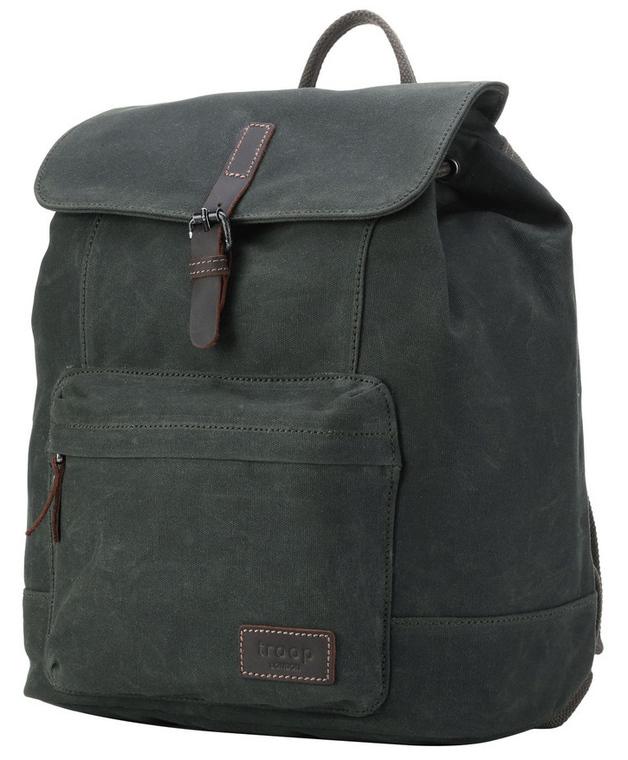 Troop London: Nomad Backpack - Dark Green